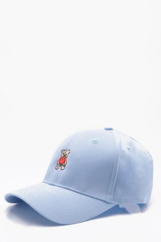 Teddy Cartoon Cap