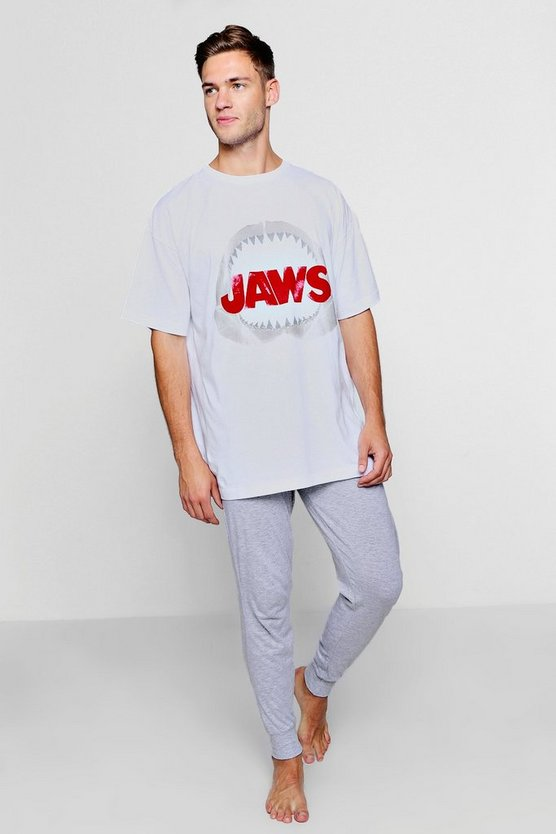 Jaws Oversized Pyjama Set