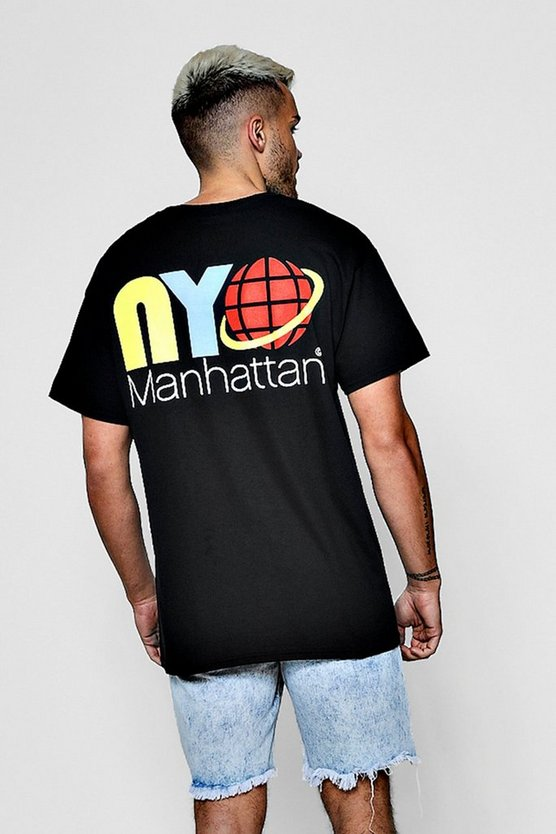 NYC Oversized T-Shirt