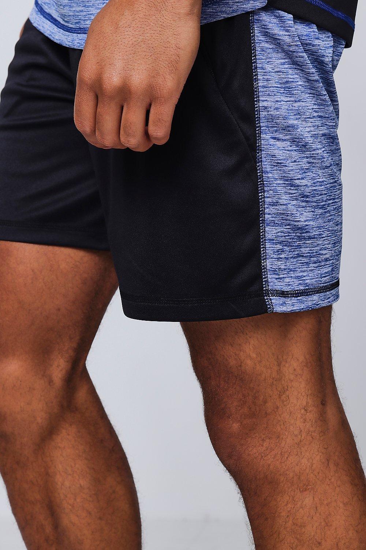 MAN Pantalones cortos de cobalto baloncesto Srtrx6
