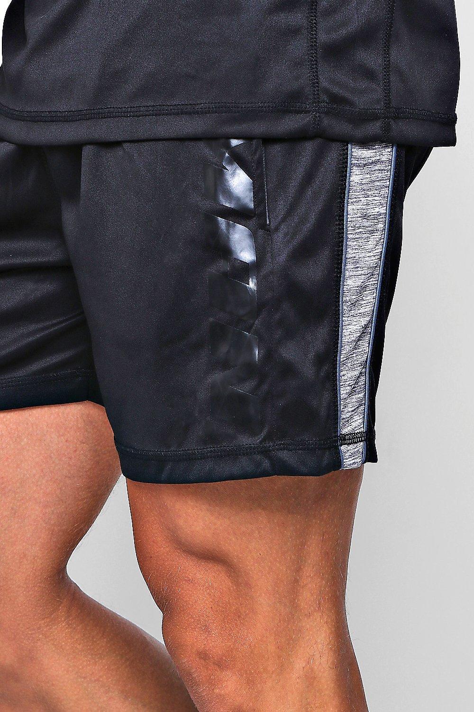 detalle cortos Gym Pantalones grey Active con wRExAS