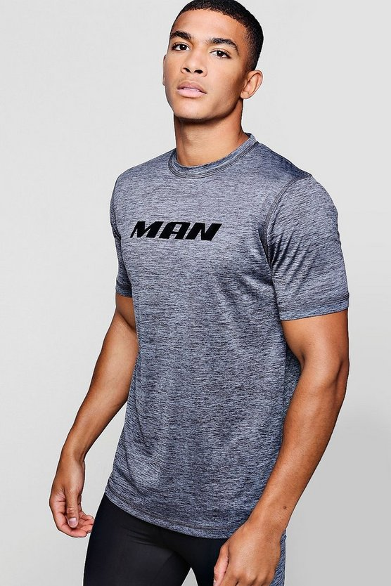 Active Gym Injected Slub T-Shirt