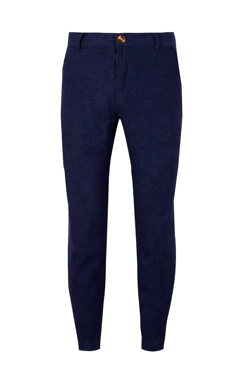 Fit Slim navy Cord Fit Trouser Fit navy Cord Slim Trouser Slim xFdnSqI6Iw
