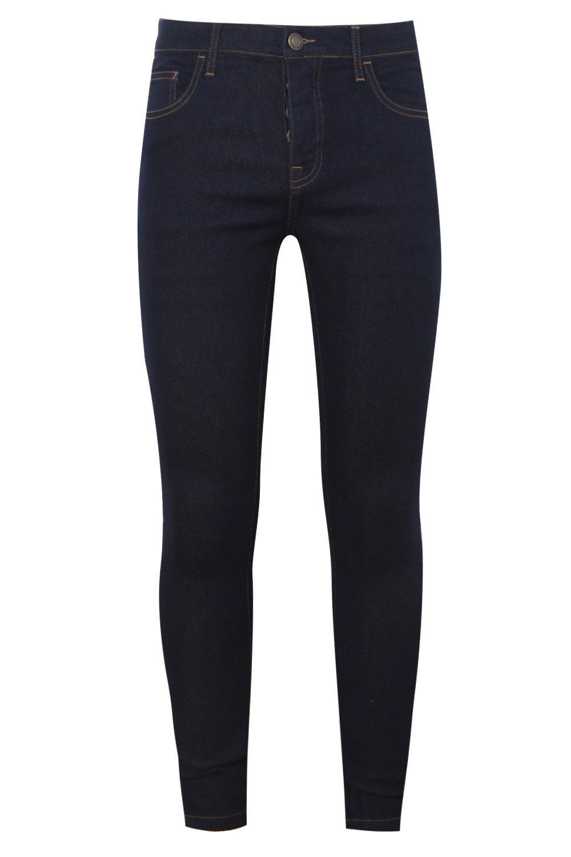 indigo índigo en rociados Jeans skinny tqIwaT
