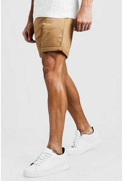 Shorts Chino -long Pierre, Roche, Homme