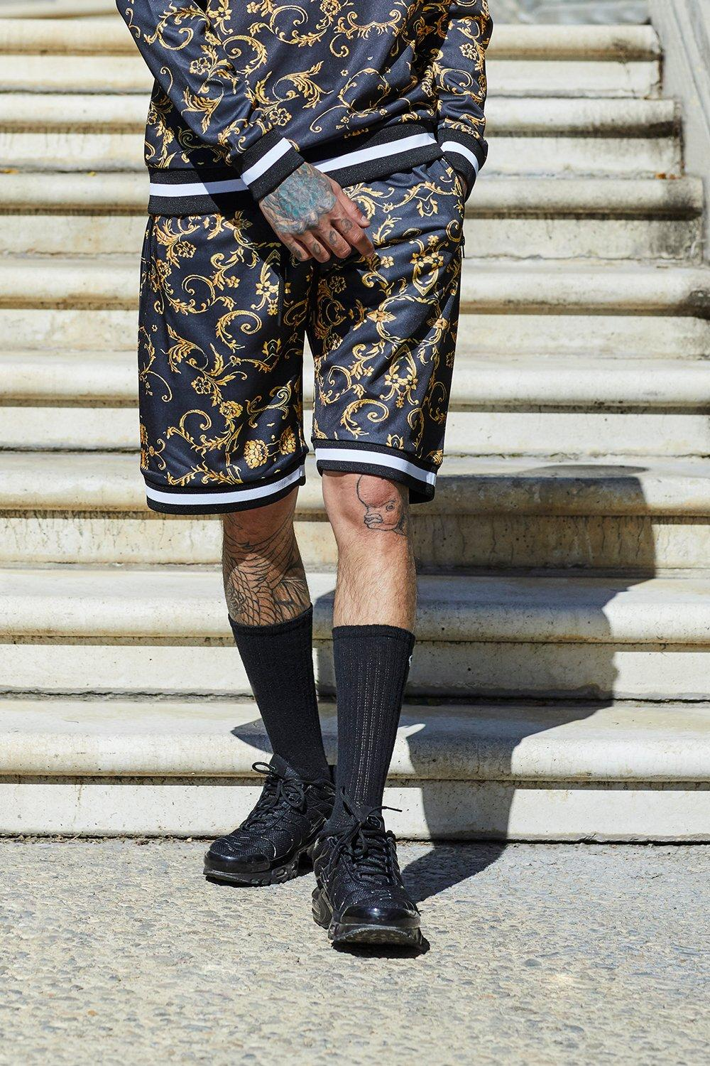 Baroque Basketball Shorts