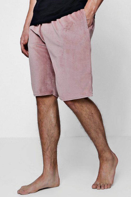 Towelling Lounge Shorts