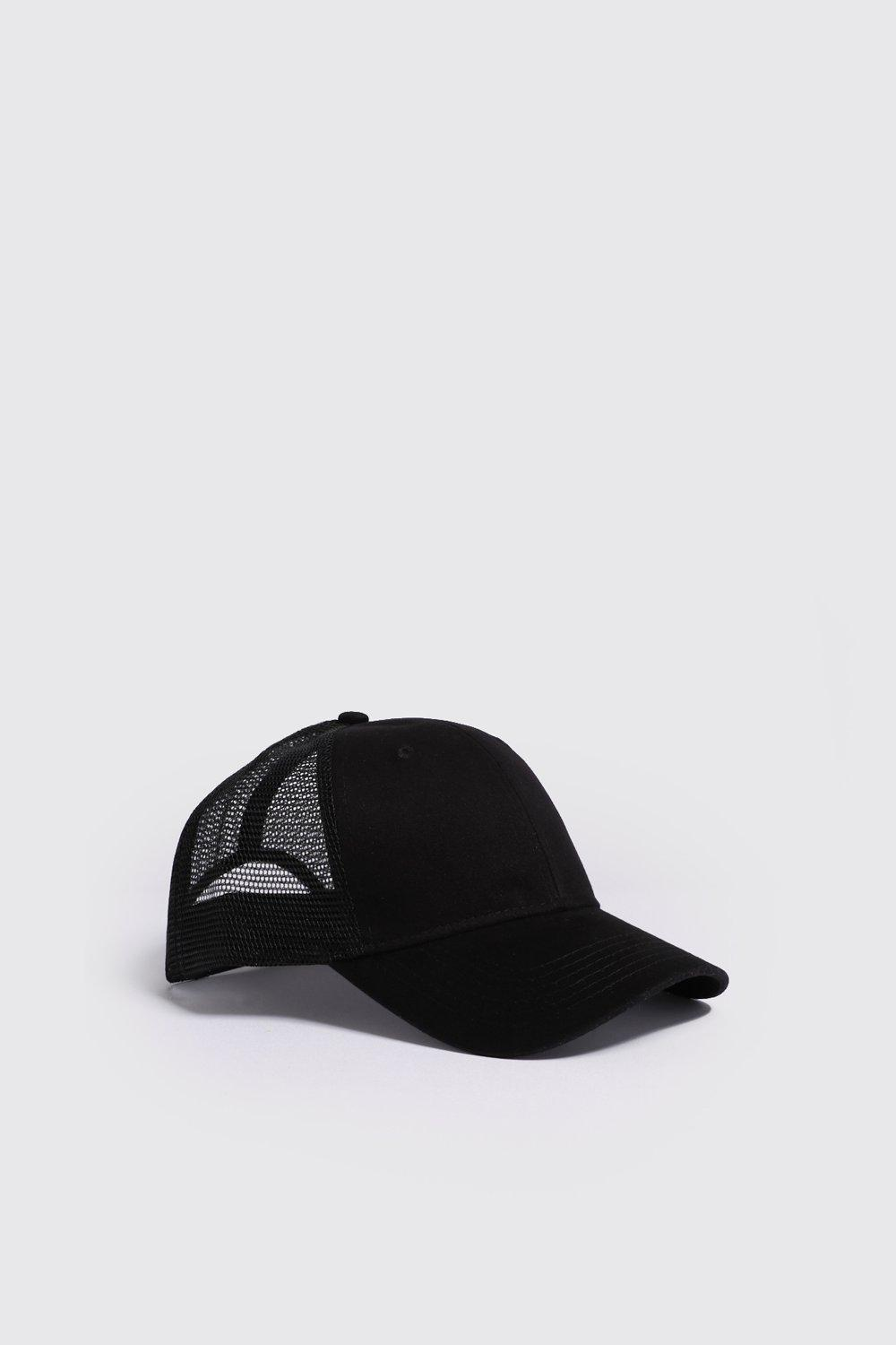 6 Panel Cotton Front Trucker Cap. Hover to zoom 3428017bd793