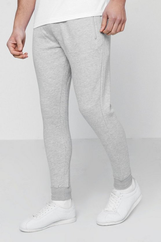 Skinny Fit Jogger With Contrast Waistband