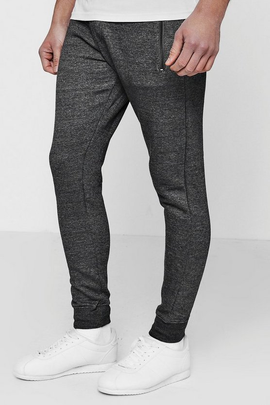 Skinny Fit Jogger With Contrast Waist Band