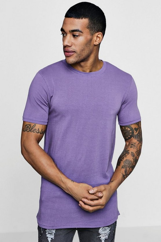 Muscle Fit - T-shirt long