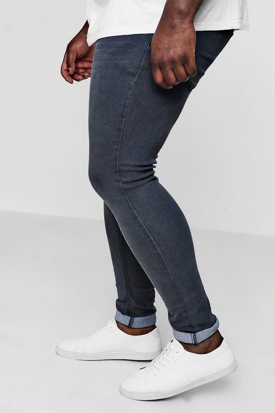 Big And Tall Super Skinny Jeans