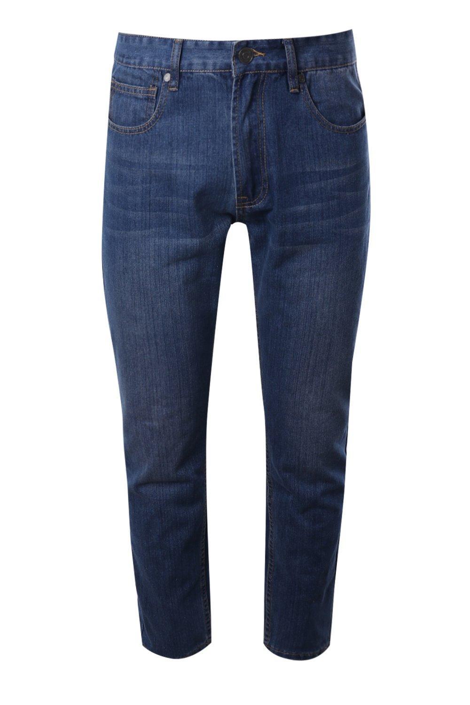 Fit Jeans Slim blue Blue mid Mid Denim fdB8q