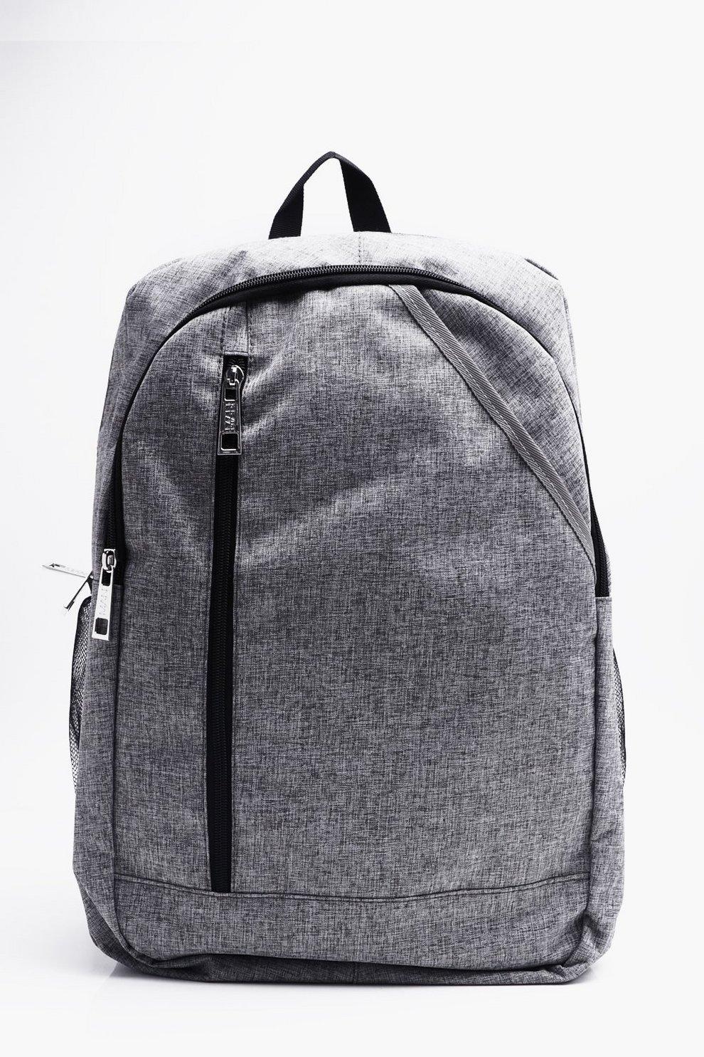 bbb05b00a0d56 Strukturierter Rucksack mit mehreren Taschen