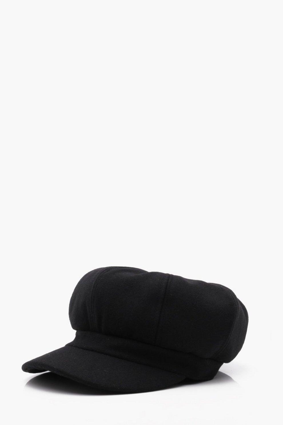 Brushed Baker Boy Hat  b54bcf984b4
