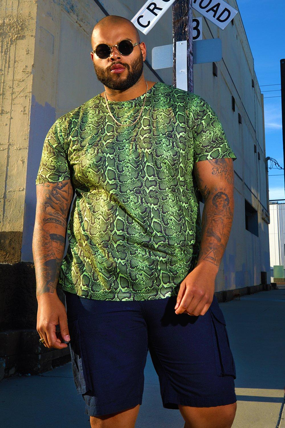 Big And Tall Cotton Cargo Short