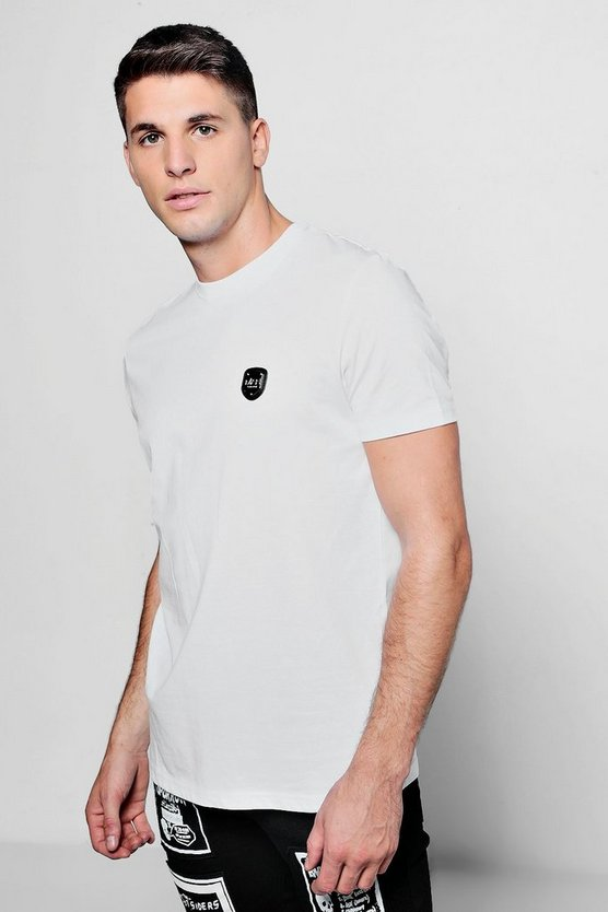 MAN Badge T-Shirt