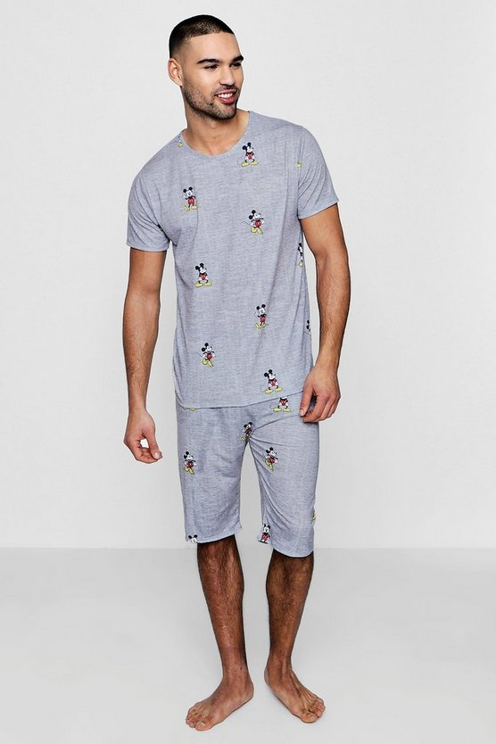 Disney Mickey Mouse Pyjama Set