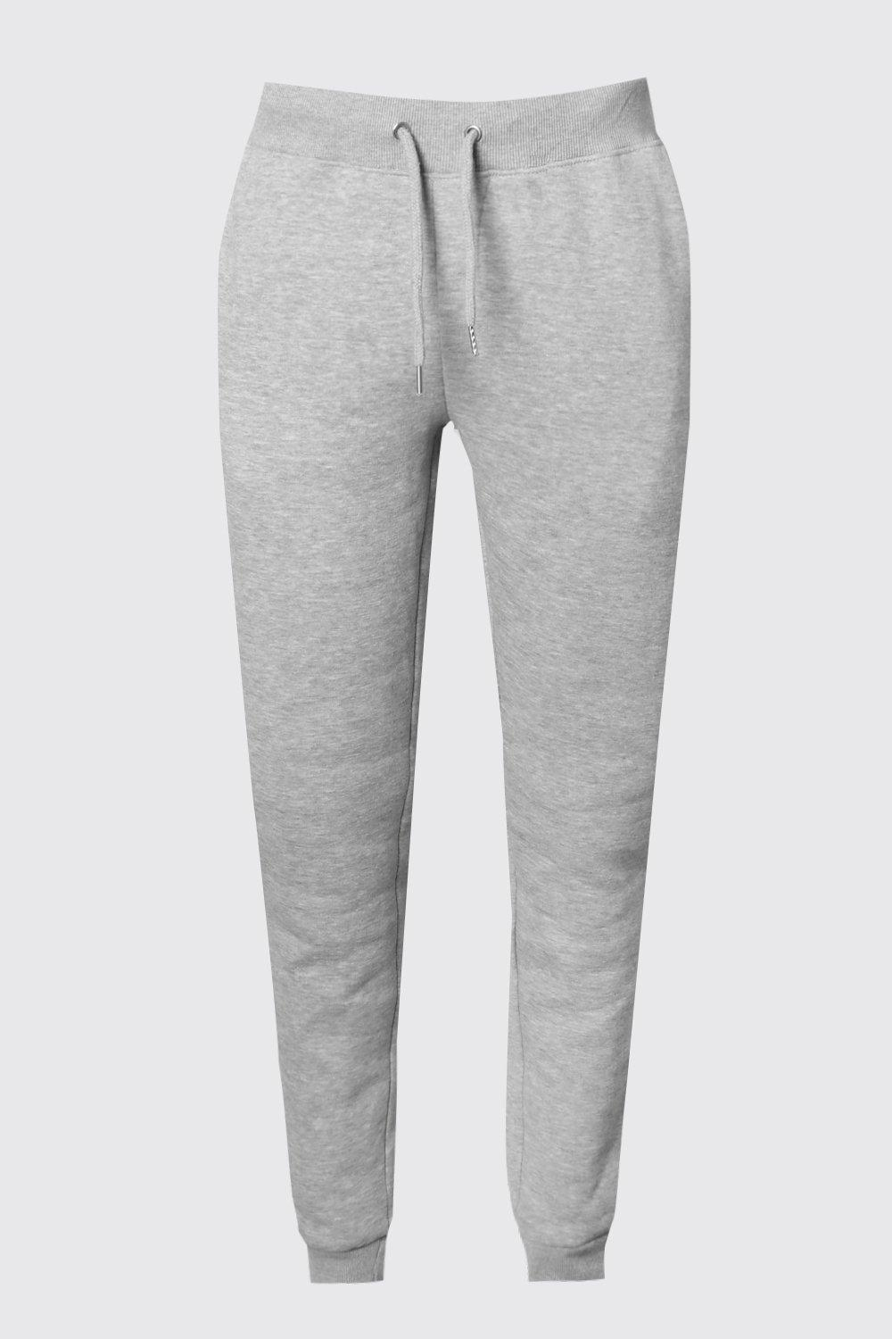 Fleece Fit Joggers grey Slim Slim Fit Fleece wYqnXWttI