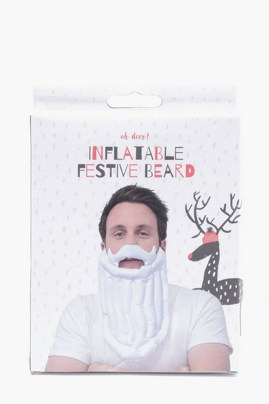 Christmas Inflatable Beard