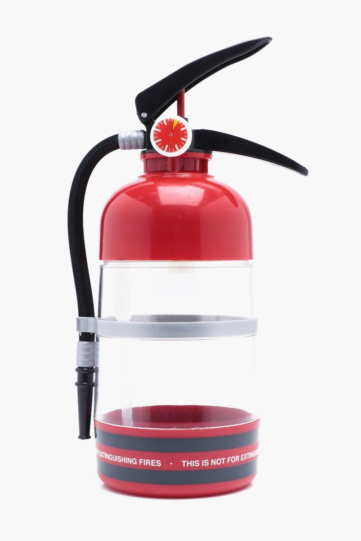 Fire Extinguisher Drinks Dispenser