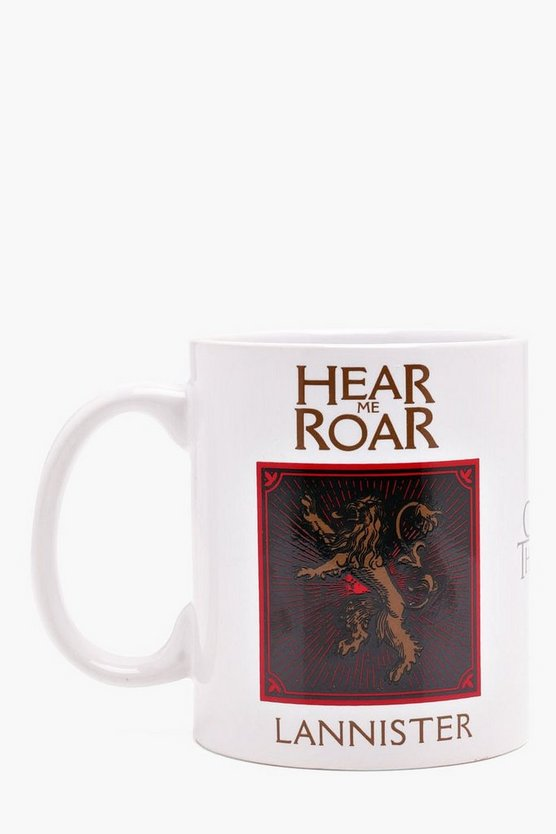 Game Of Thrones Lannister tasse