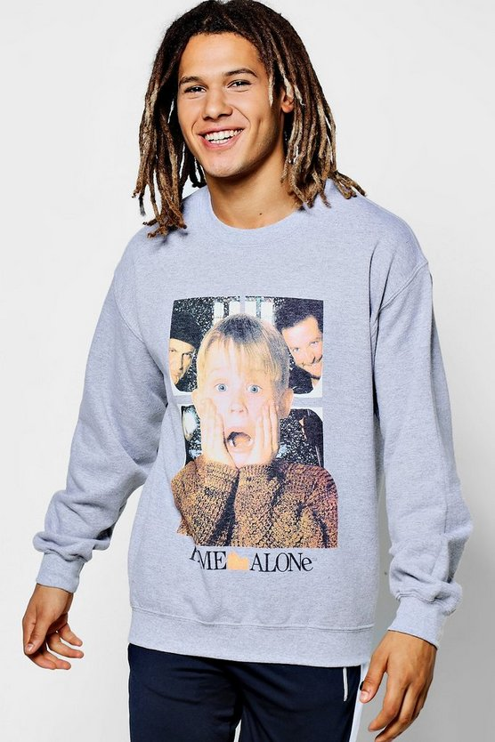 Sweatshirt Home Alone Licence