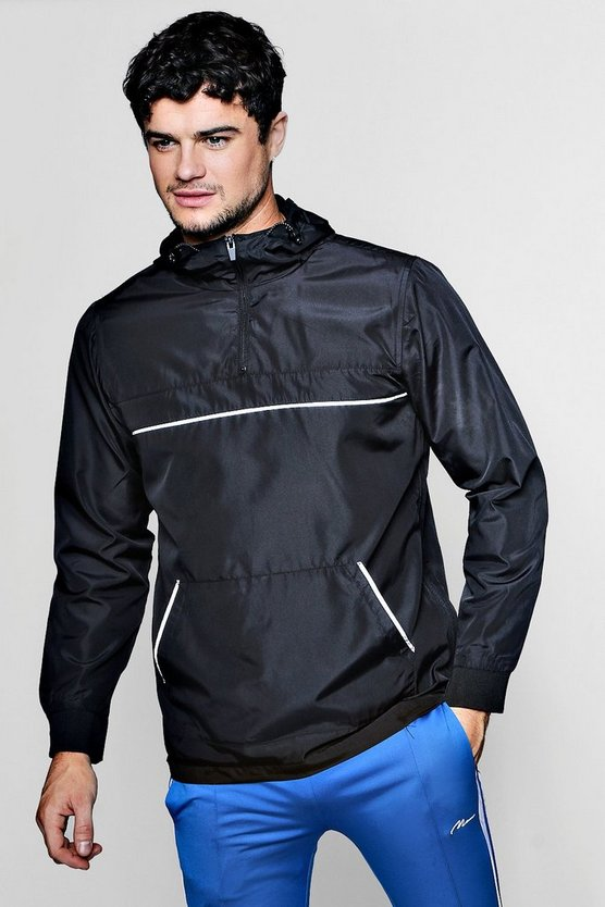 Overhead Reflective Tape Cagoule