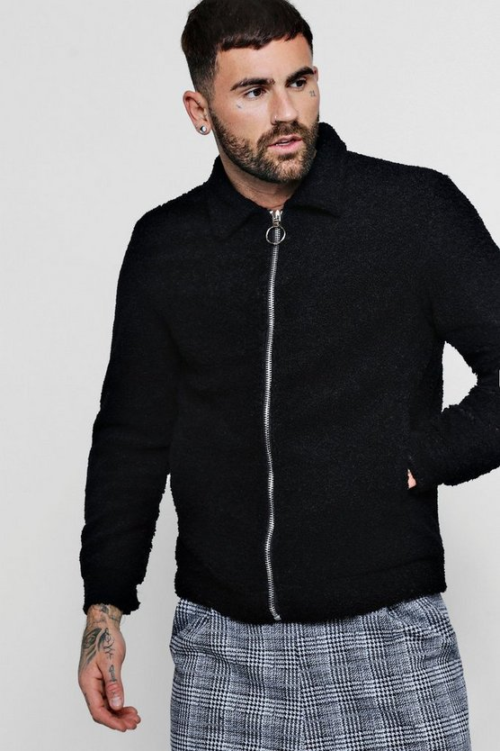 Borg Harrington Jacket
