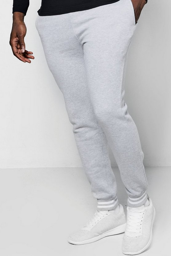 Skinny Fit Jogger with Sports Rib