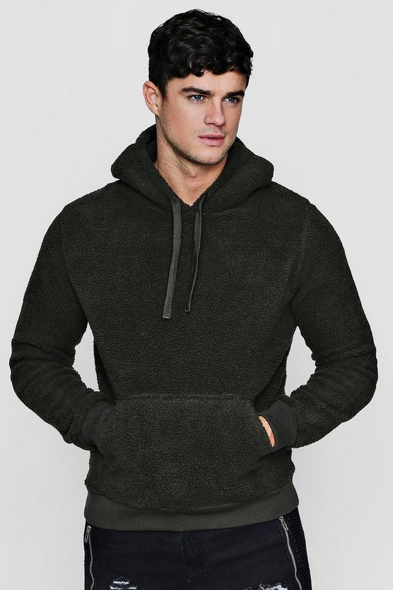 Over The Head Borg Hoodie
