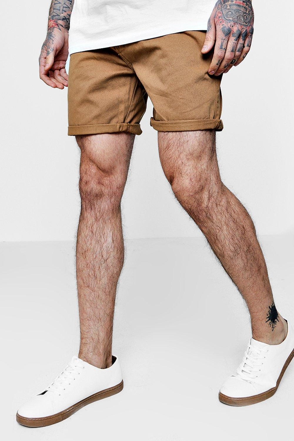 Chino Short tobacco Short Classic Chino tobacco Classic Classic OS1ExqS