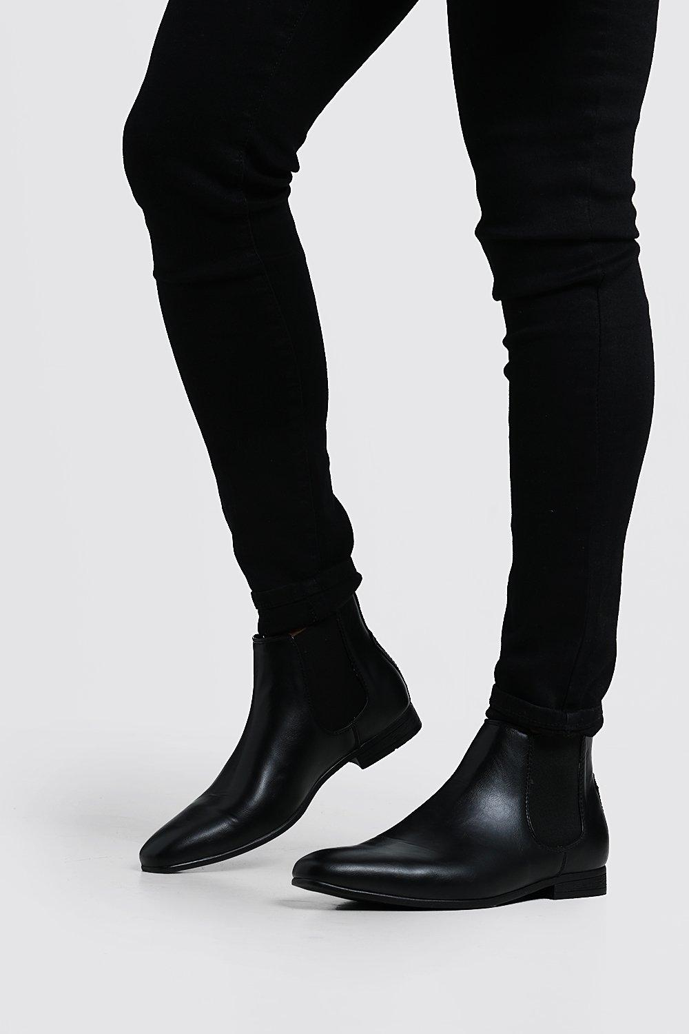 COS | Leather Chelsea boots | Schuhe