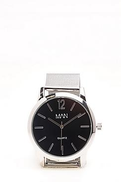 Metal Strap Watch