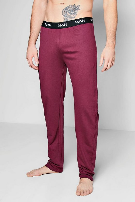 MAN French Terry Lounge Pants