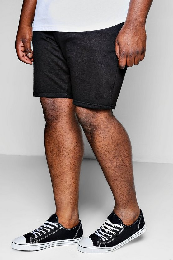 Big And Tall Basic Jersey Short