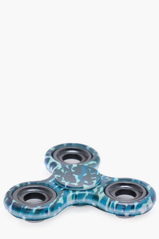 Black Camo Fidget Spinner