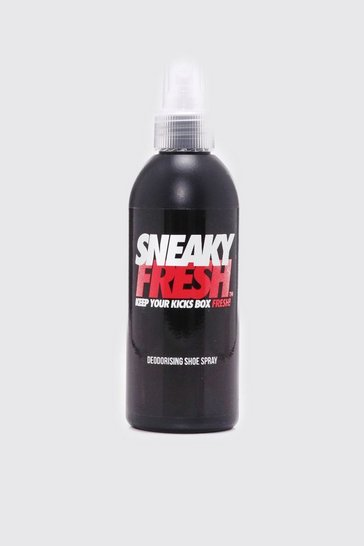 Mens Black Sneaky Fresh Shoe Deodorant