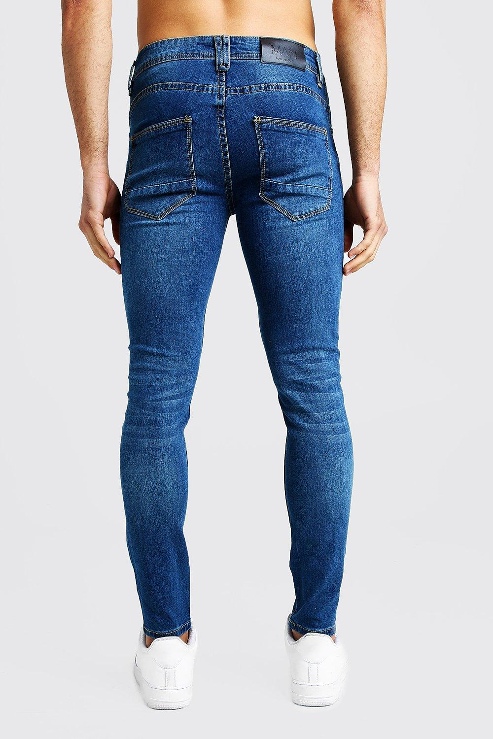 Skinny Fit Denim Fit blue Jeans Skinny Denim PrCwrq