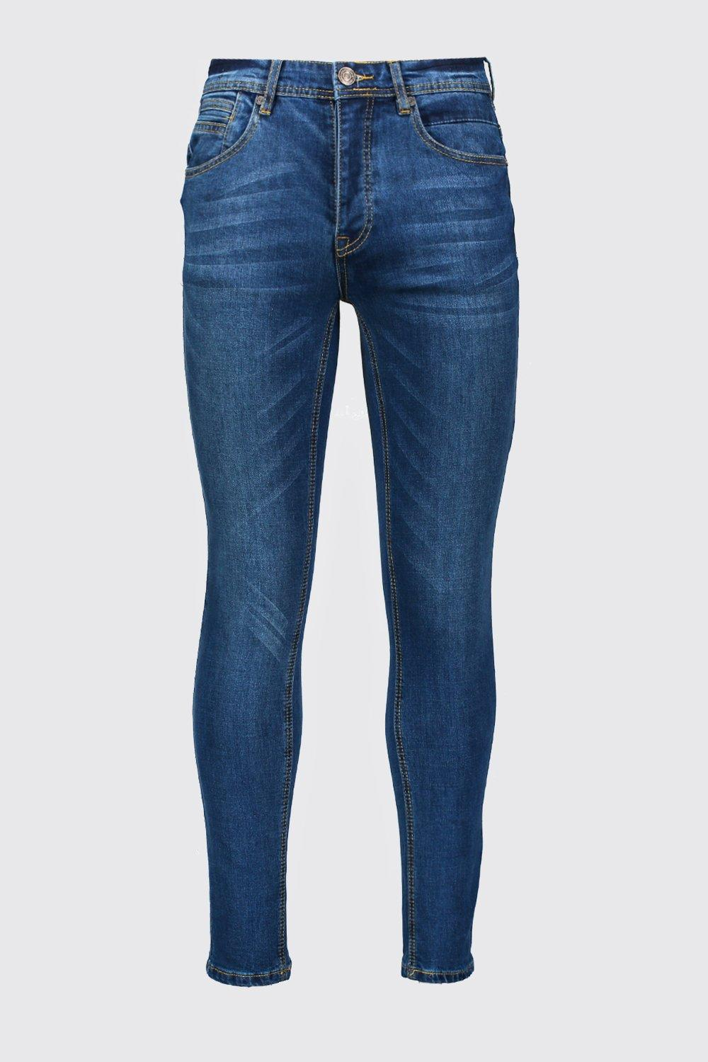 Skinny Denim blue Fit Skinny blue Fit Denim Jeans Jeans Fit Skinny Denim 7xPwx