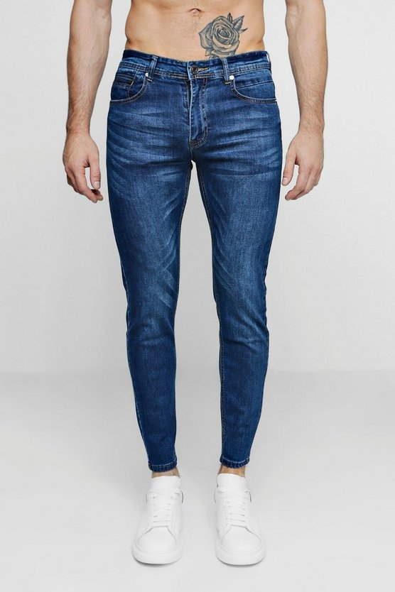 Rose Denim-Jeans Skinny-Fit