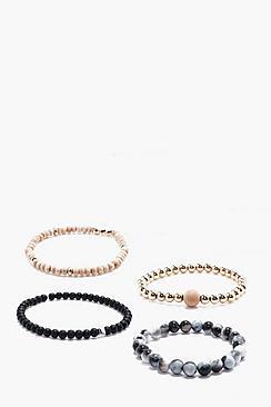 Multipack Bead Bracelets