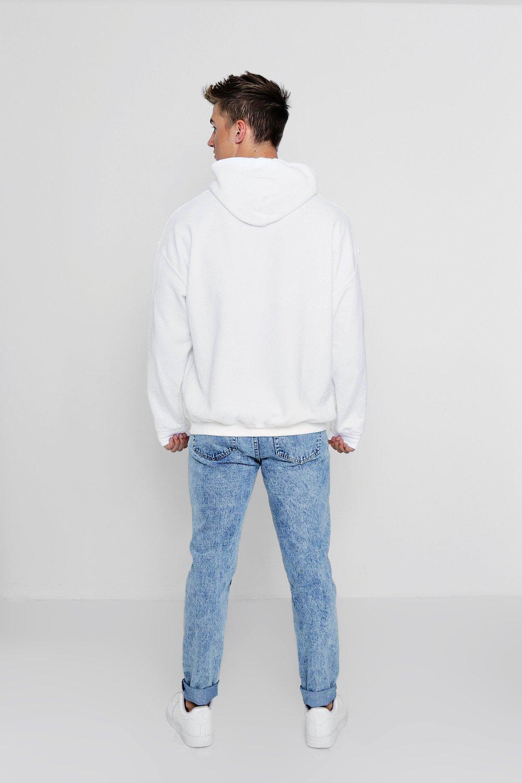 Boohoo-hoodie-surdimensionne-imprime-a-carreaux-rouges-pour-hommes-pour-Homme