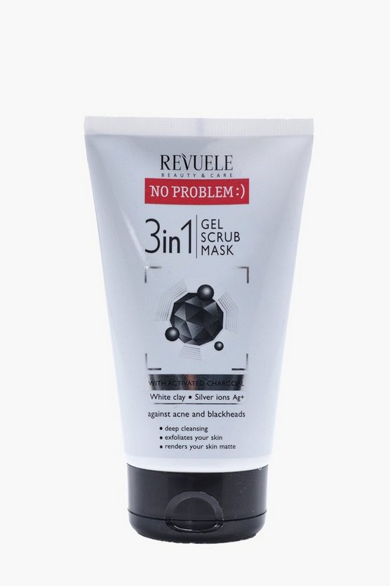 3-in-1 Gel Scrub Mask
