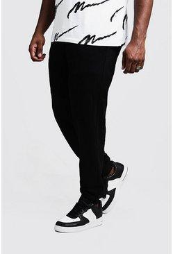 2d0cb2cc4741df Big And Tall Boohoo Man Joggers | Boohoo