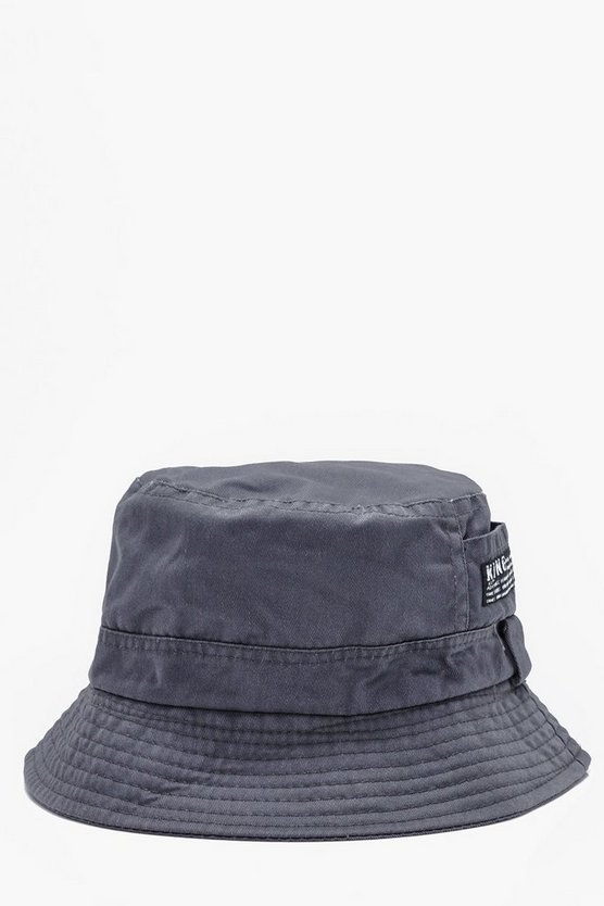 Plain Bucket Hats