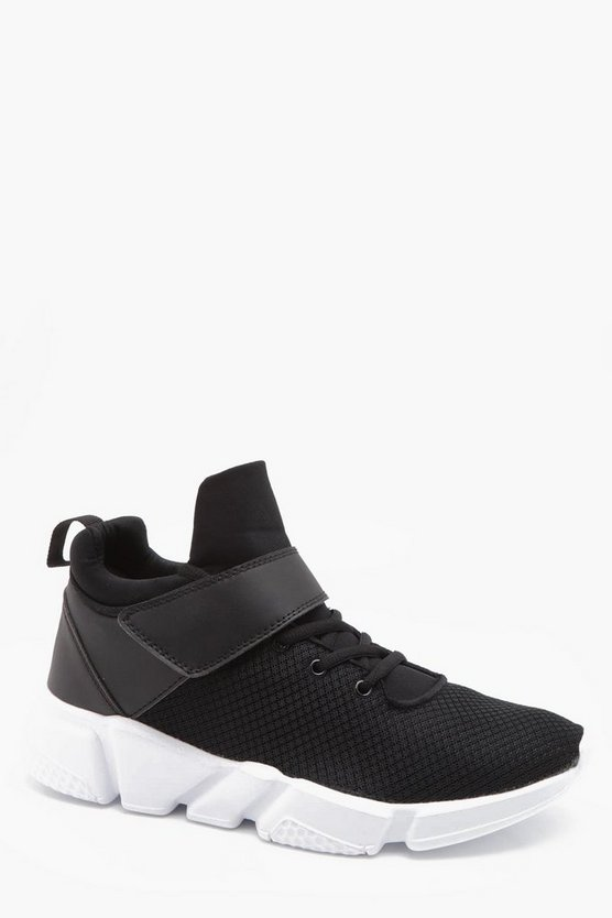 High Top Mesh Trainer