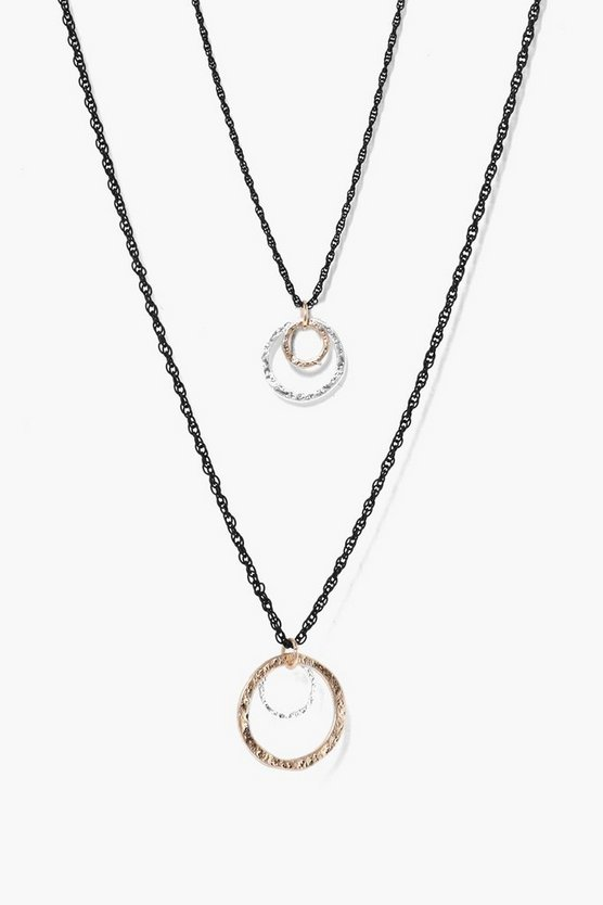 Circle Multilayer Charm