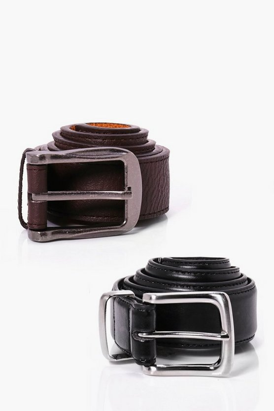 Twin Pack Belts