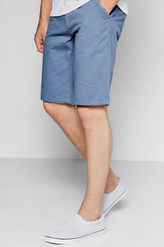 Colour Chino Shorts